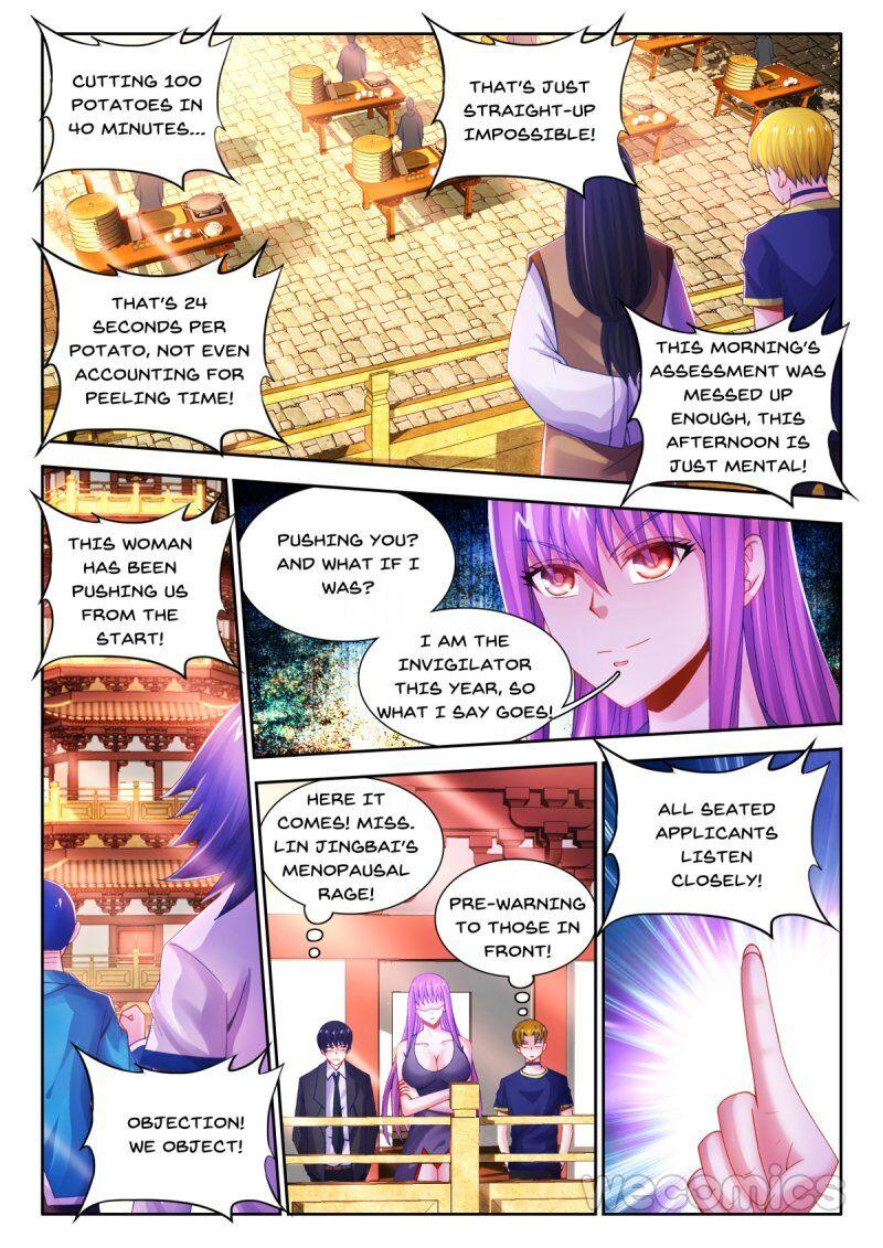 Sexy Food Chapter 11 page 7 - Mangakakalots.com