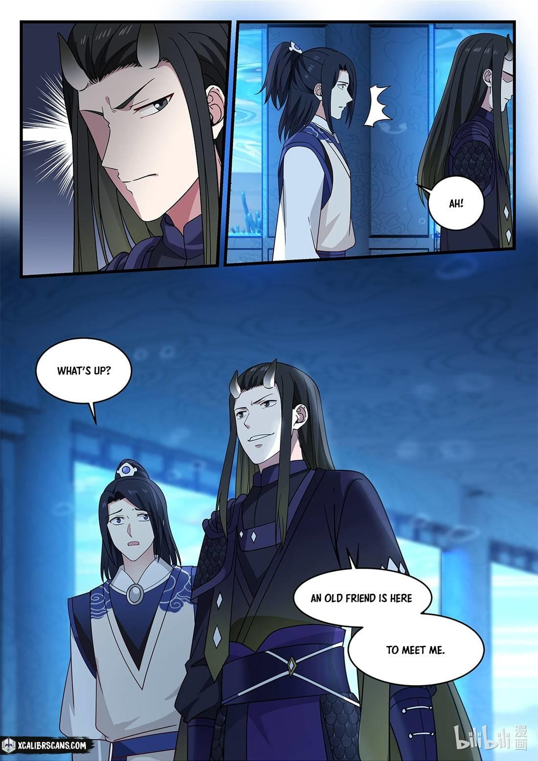 Dragon Throne Chapter 44 page 1 - Mangakakalots.com
