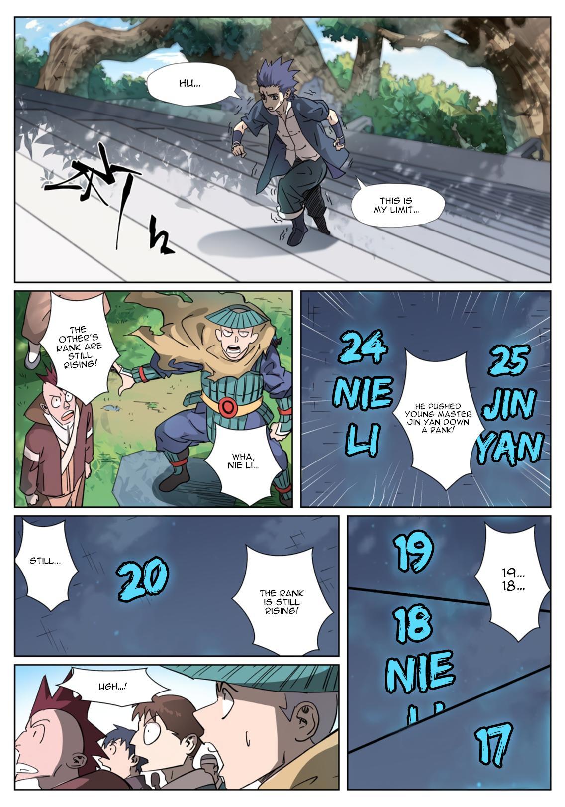 Tales Of Demons And Gods Chapter 312.5 page 5 - Mangakakalots.com