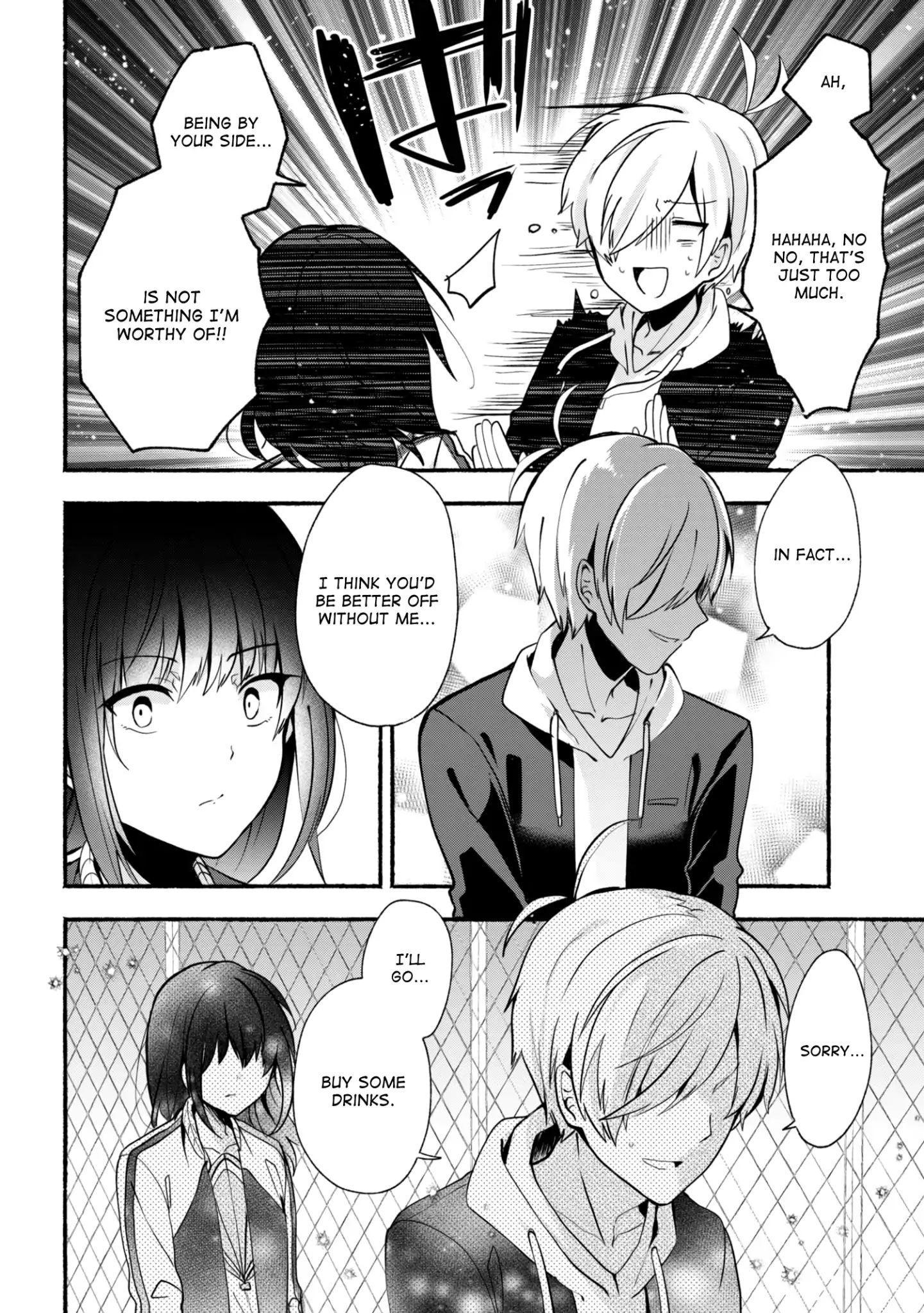 Pashiri Na Boku To Koi Suru Banchou-San Chapter 23 page 13 - Mangakakalots.com
