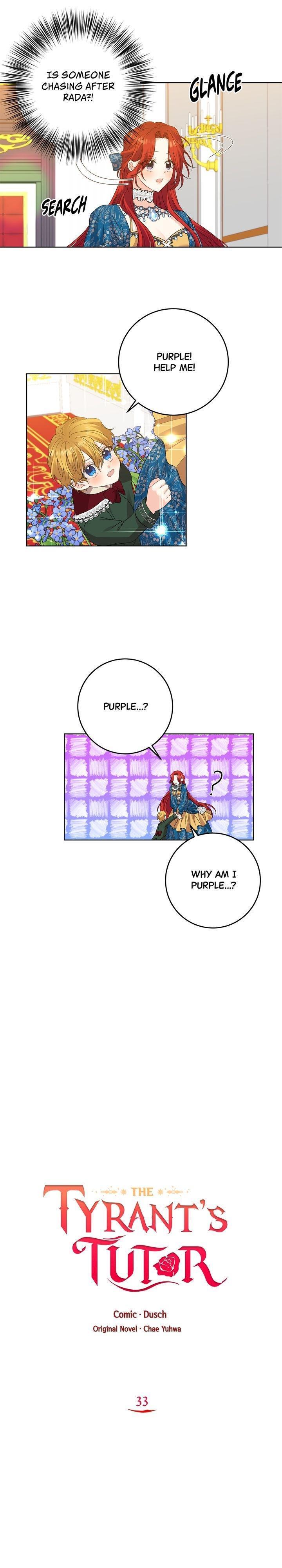 I'Ll Become The Tyrant'S Tutor Chapter 33 page 4 - Mangakakalots.com