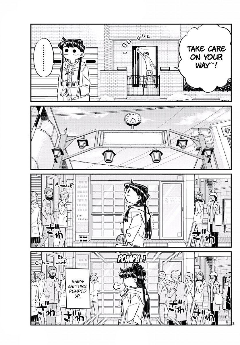 Komi-San Wa Komyushou Desu Vol.7 Chapter 96: Shopping For Dinner page 3 - Mangakakalot