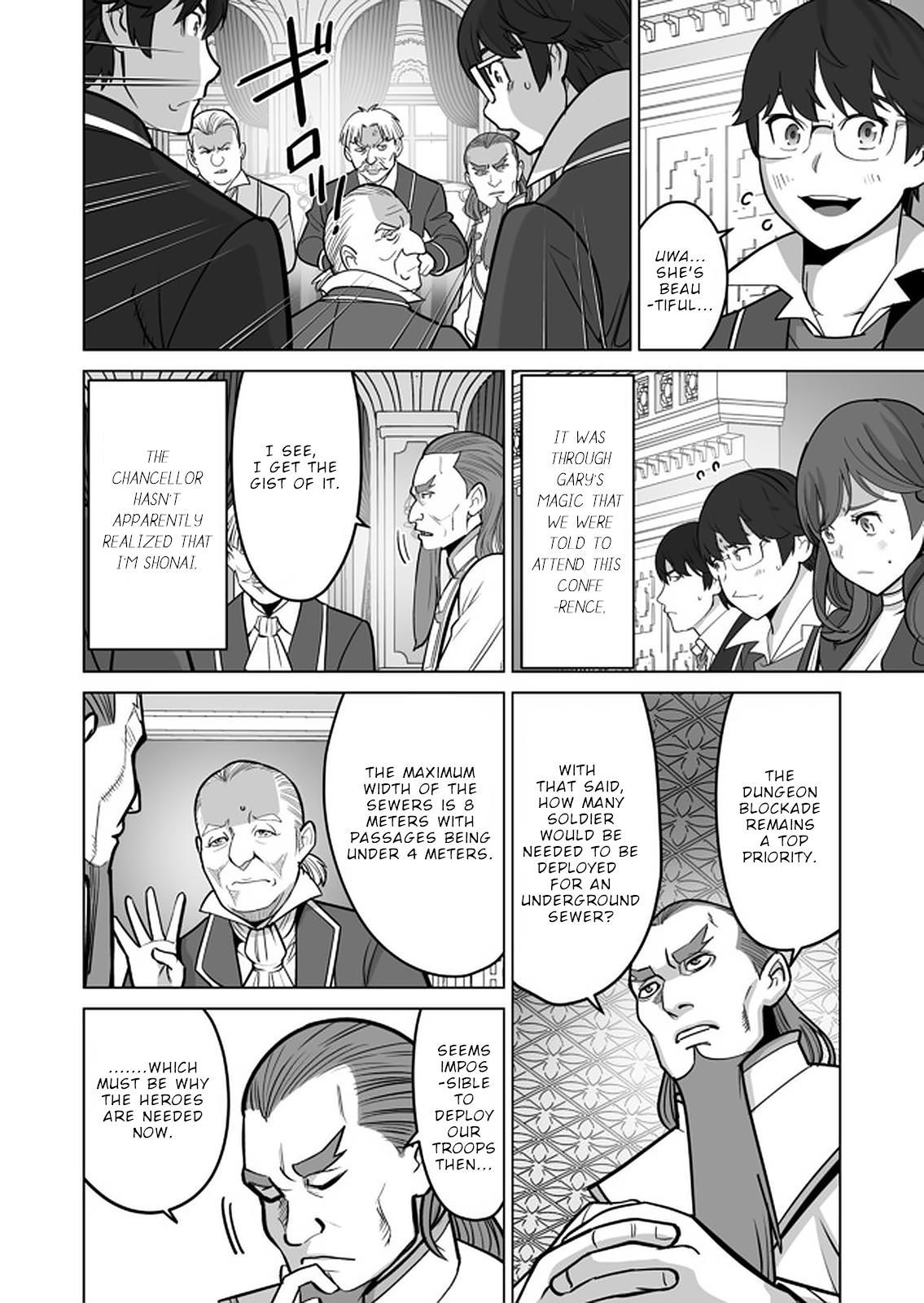 Sen No Sukiru O Motsu Otoko Chapter 36 page 3 - Mangakakalots.com