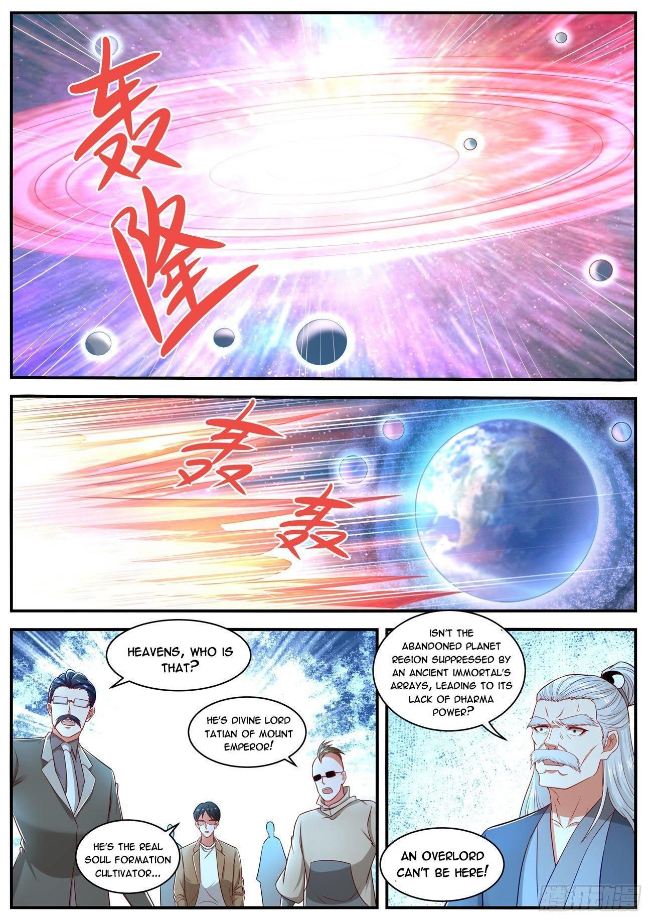 Rebirth Of The Urban Immortal Cultivator Chapter 618 page 11 - Mangakakalots.com