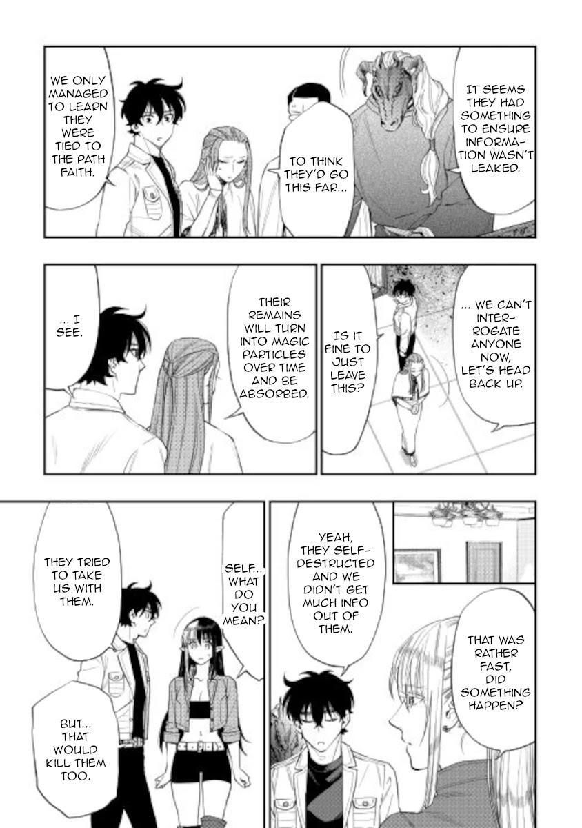 The New Gate Chapter 71 page 20 - Mangakakalots.com