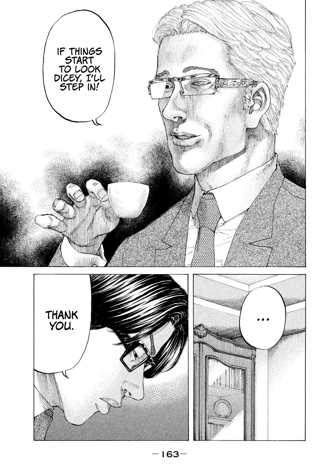 Shinjuku Swan Chapter 211: All The Ulterior Motives page 18 - Mangakakalots.com