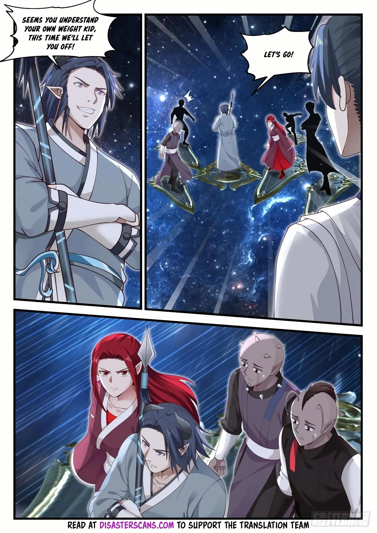 Martial Peak Chapter 969: Can't See The End! page 7 - Mangakakalots.com