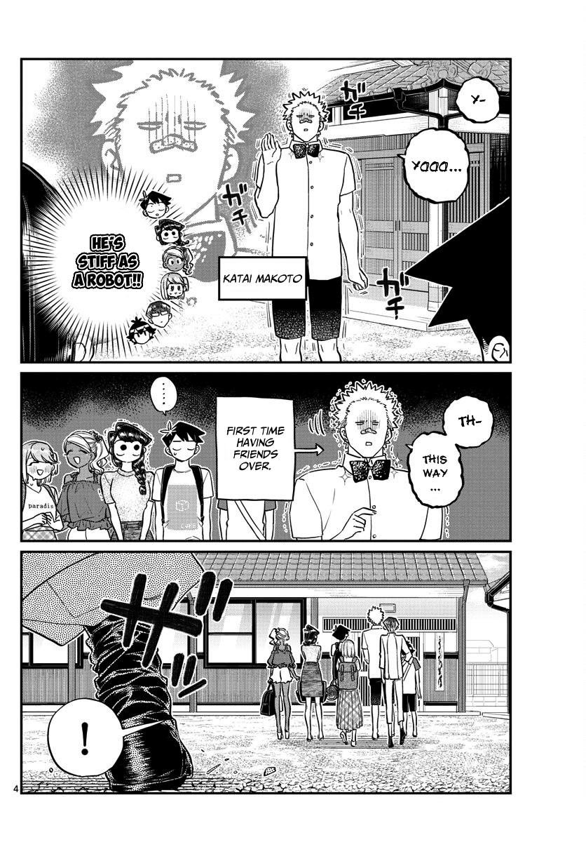 Komi-San Wa Komyushou Desu Vol.13 Chapter 179: Tremble! The Katai Clan! page 4 - Mangakakalot