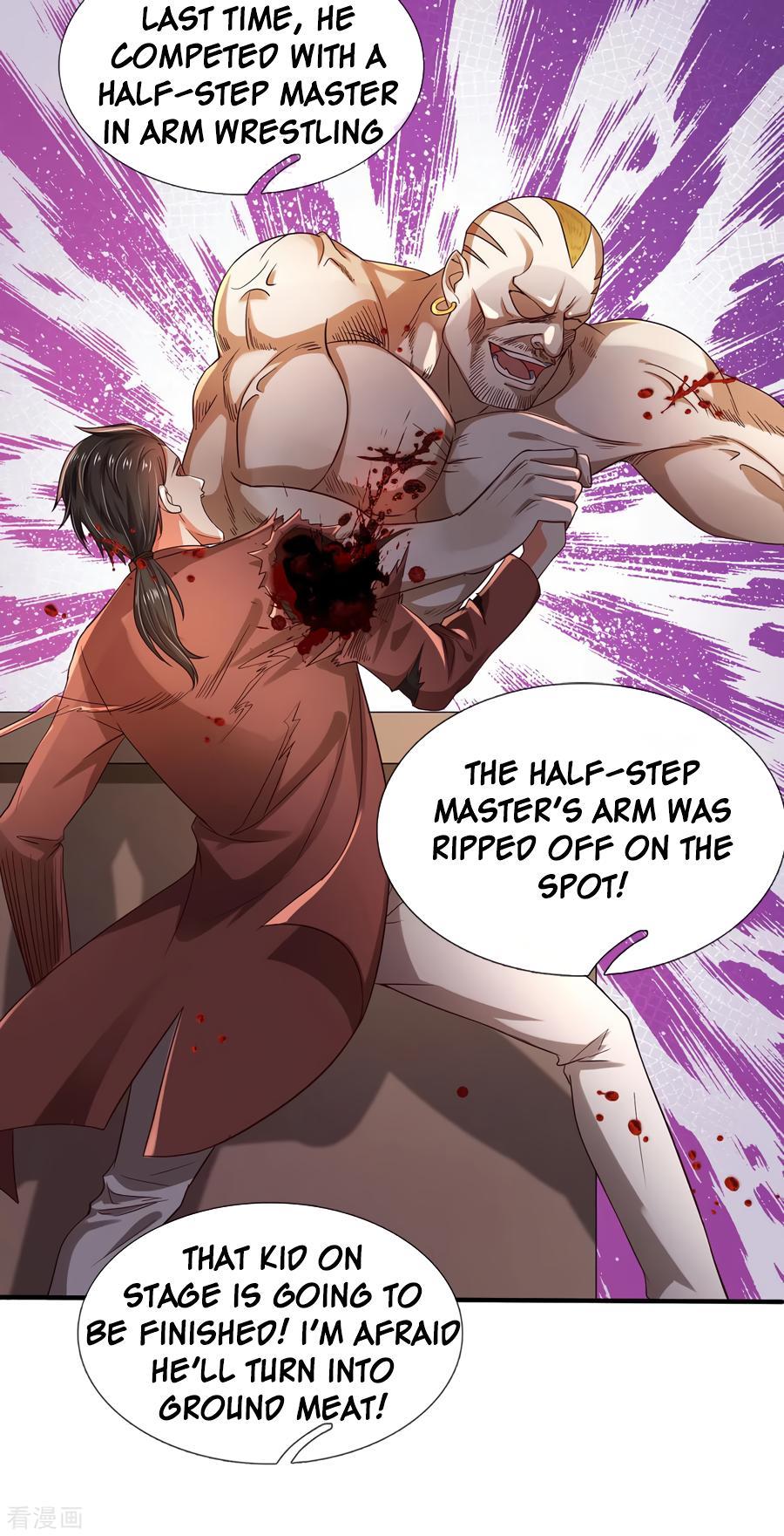 I'm The Great Immortal Chapter 270 page 21 - Mangakakalots.com