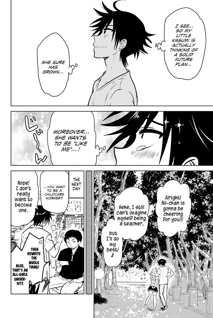 Rivnes Chapter 20: Me, My Little Sister, And The Little Tsubasa page 32 - Mangakakalots.com