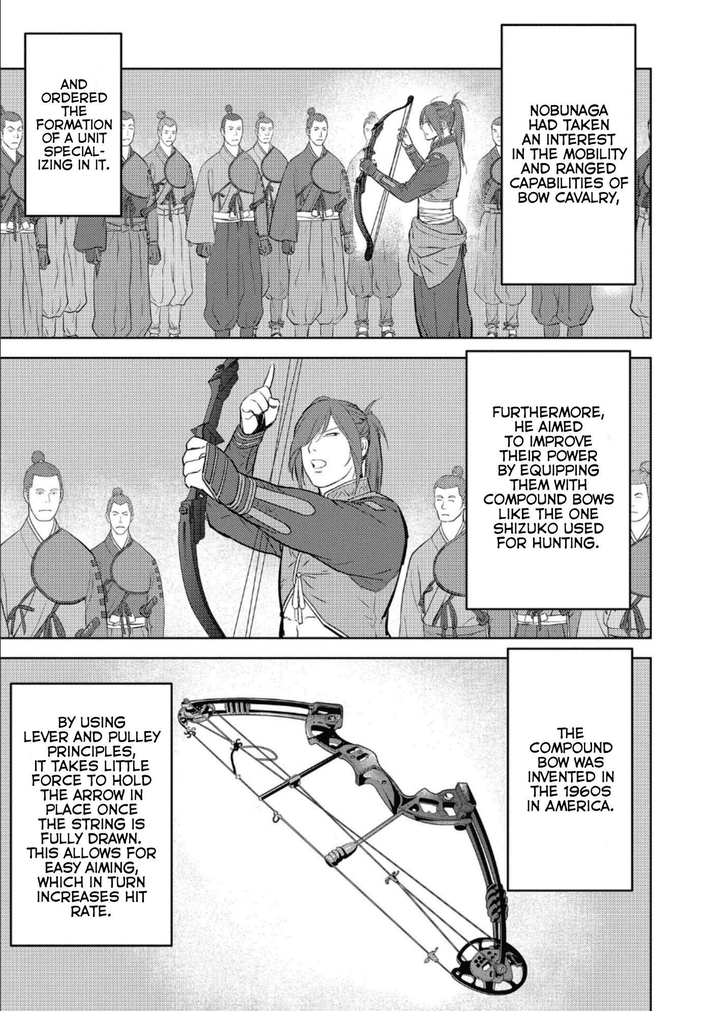 Sengoku Komachi Kurou Tan! Chapter 41 page 24 - Mangakakalots.com