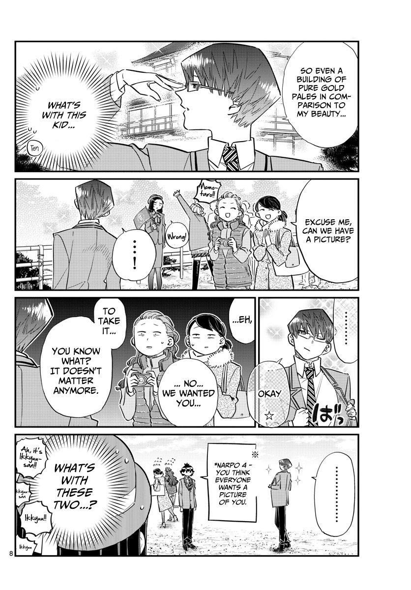 Komi-San Wa Komyushou Desu Vol.8 Chapter 105: Guide-San page 8 - Mangakakalot