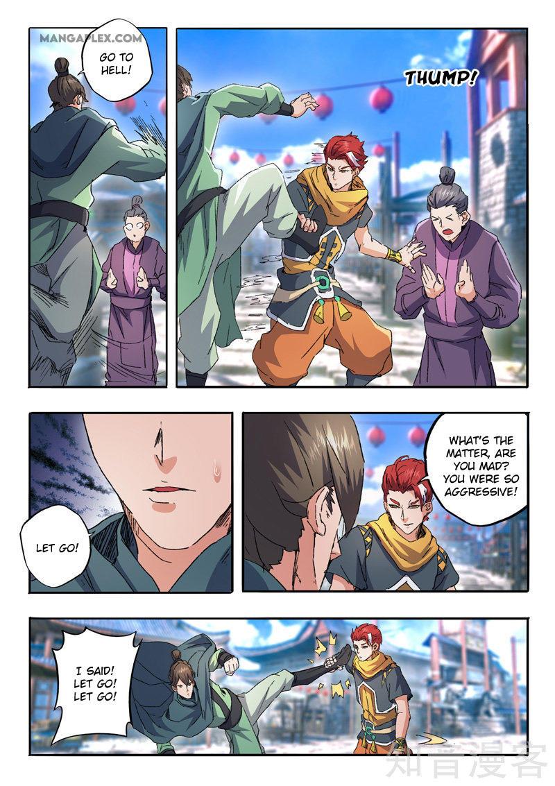 Martial Master Chapter 468: Let Go! page 7 - Mangakakalots.com