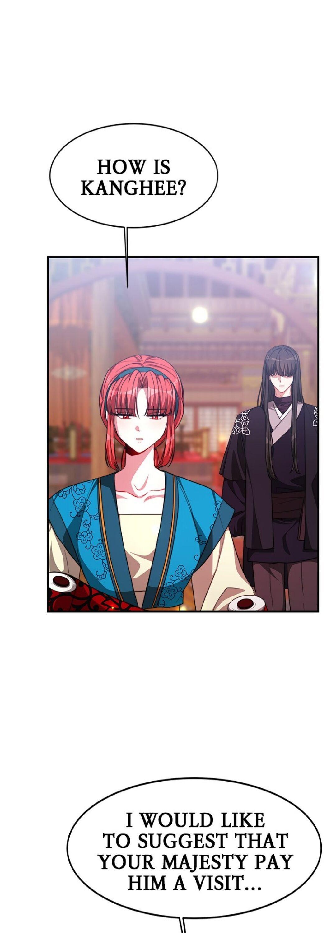 The Red Empress Chapter 26 : Tranquility page 34 - Mangakakalots.com