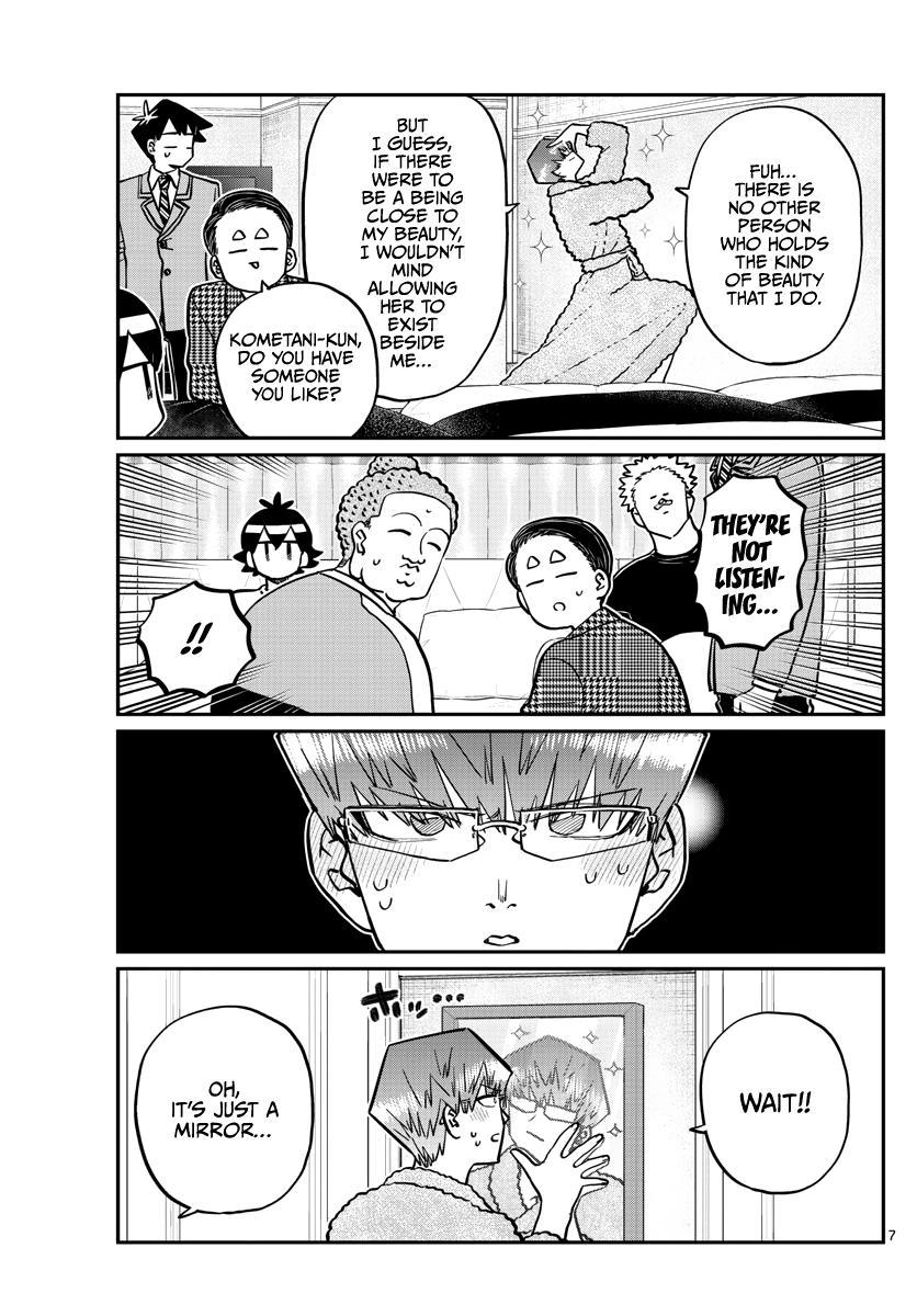 Komi-San Wa Komyushou Desu Chapter 286: Boy's Room page 7 - Mangakakalot