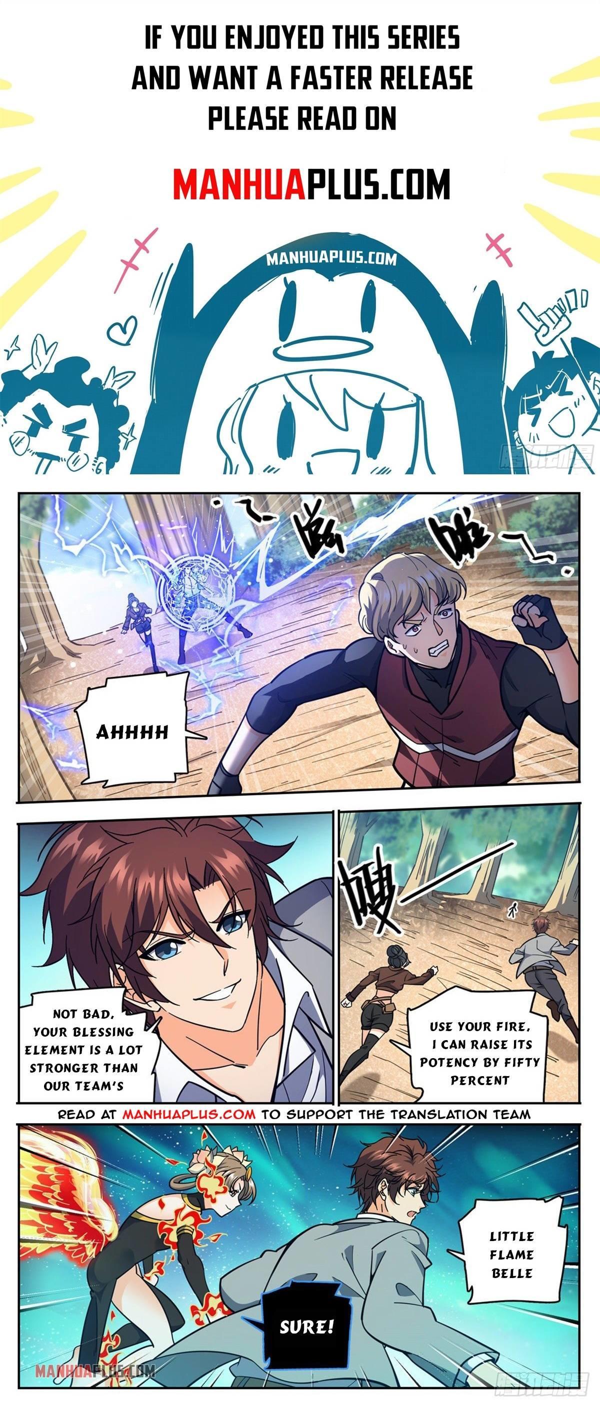 Versatile Mage Chapter 731 page 1 - Mangakakalots.com