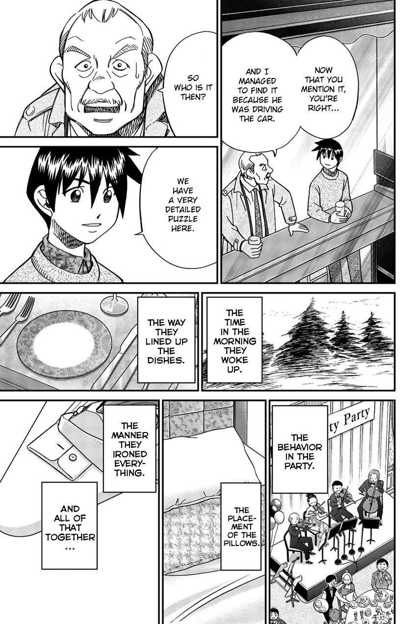 Q.e.d. Iff - Shoumei Shuuryou Vol.9 Chapter 18: Beautiful Painting page 88 - Mangakakalots.com