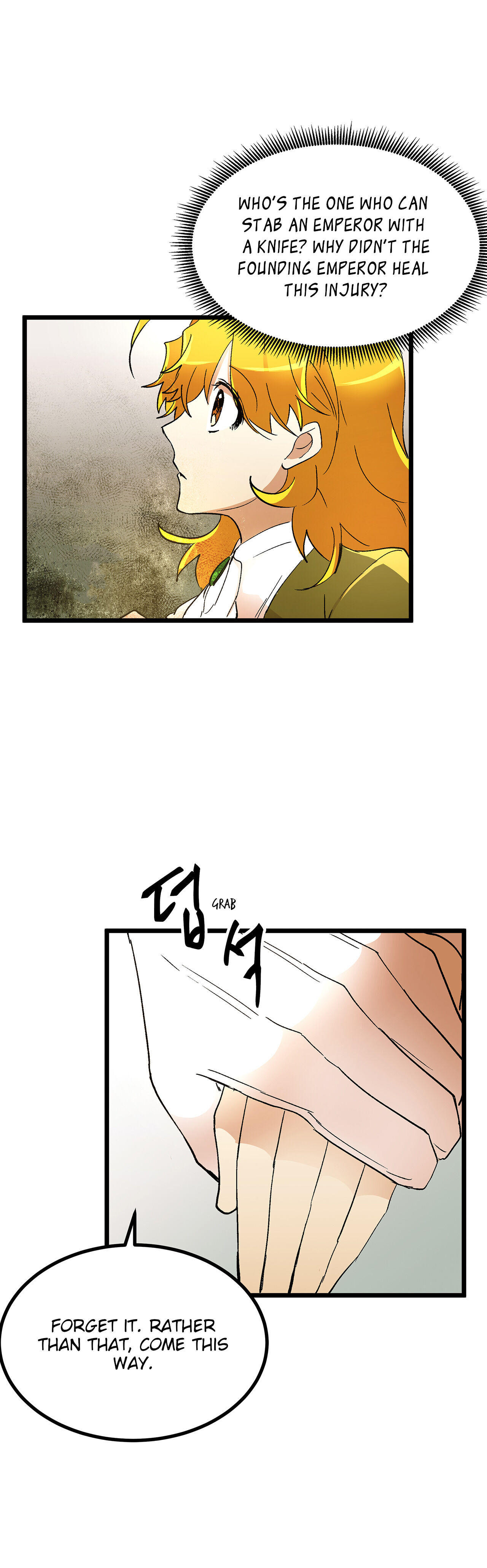 Living As The Emperor's Fiancé Chapter 34 page 12 - Mangakakalots.com