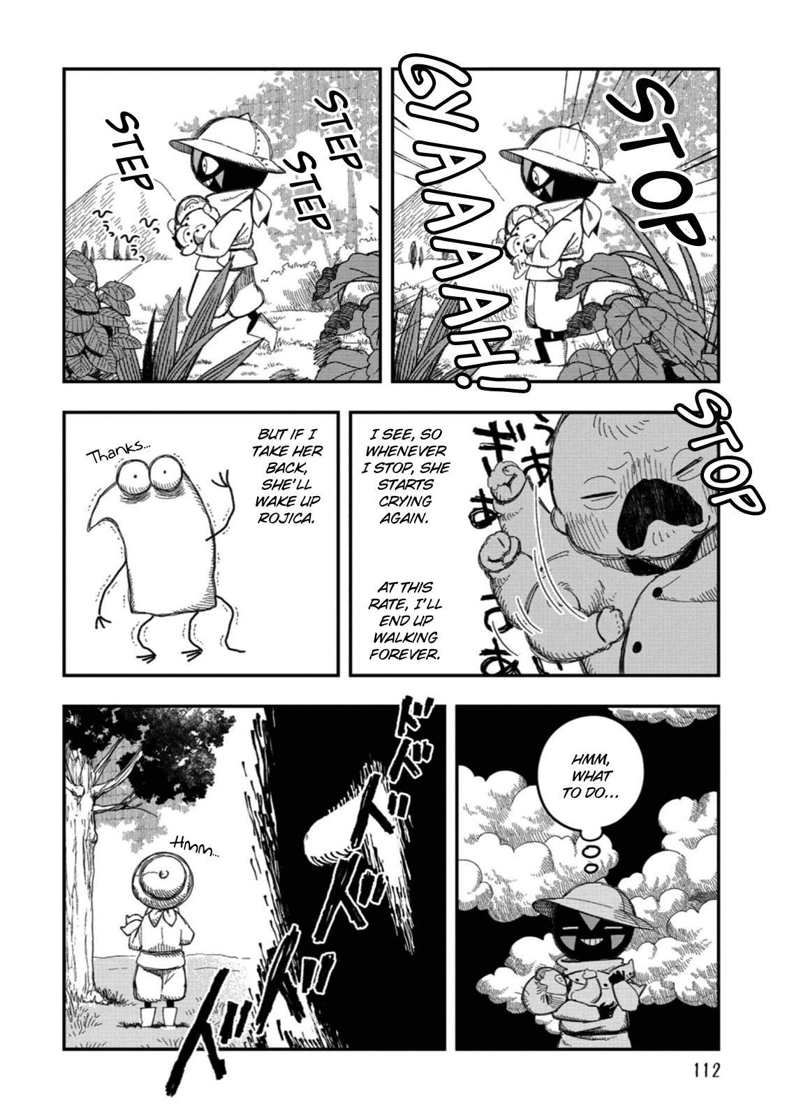 Rojica To Rakkasei Chapter 14: Shii-San's Long Day page 20 - Mangakakalots.com