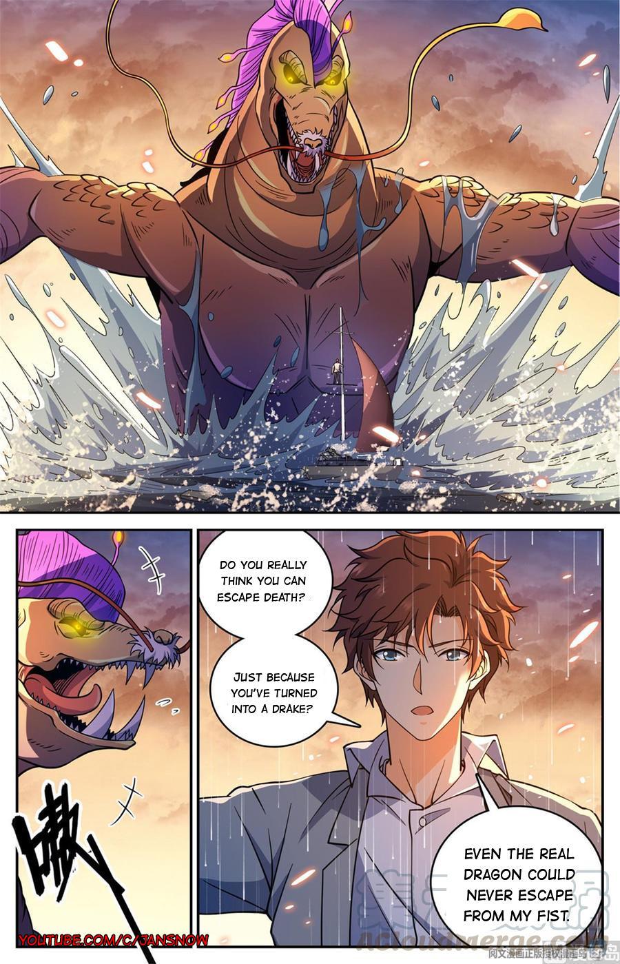 Versatile Mage Chapter 652 page 7 - Mangakakalots.com