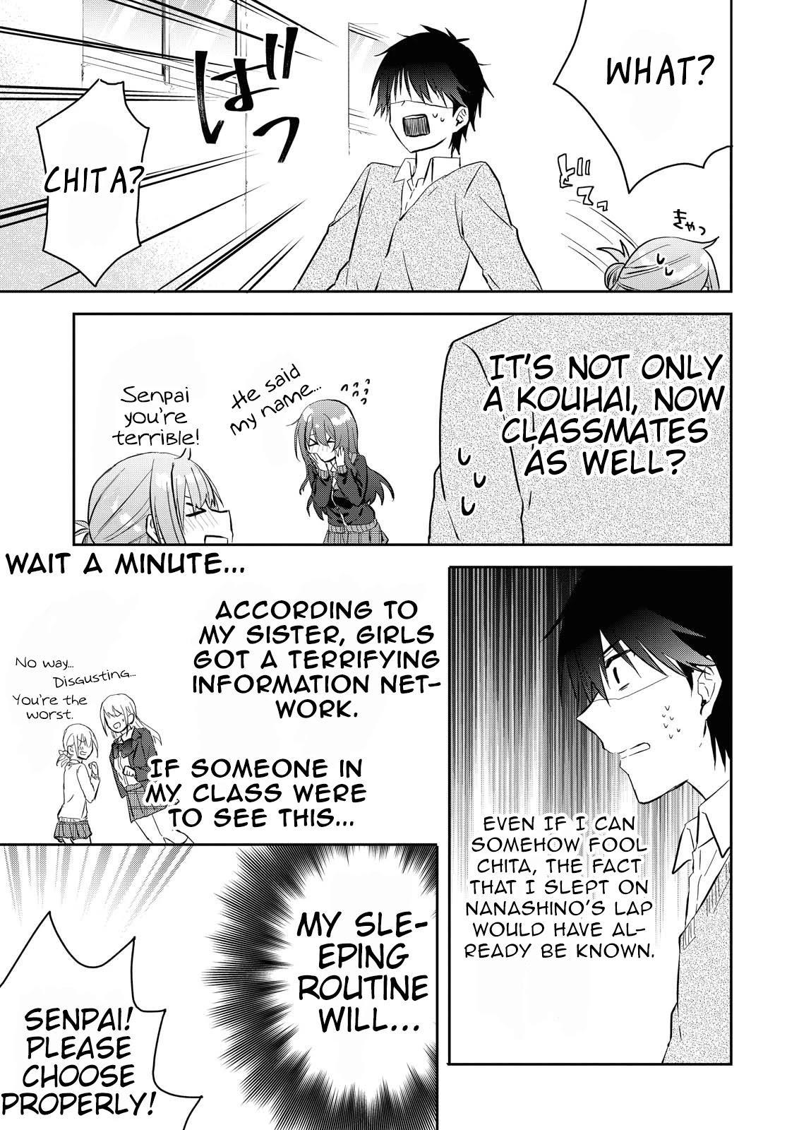 Koi Wa Iikara Nemuritai! Chapter 5 page 17 - Mangakakalots.com