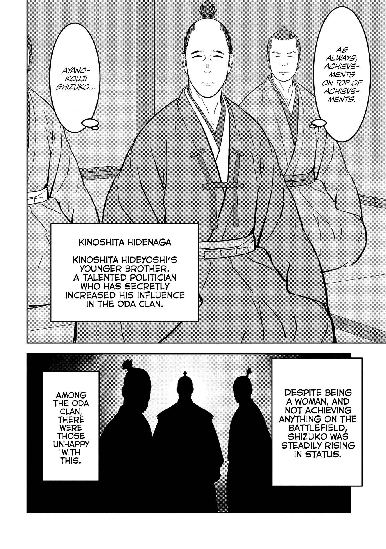 Sengoku Komachi Kurou Tan! Chapter 40 page 22 - Mangakakalots.com