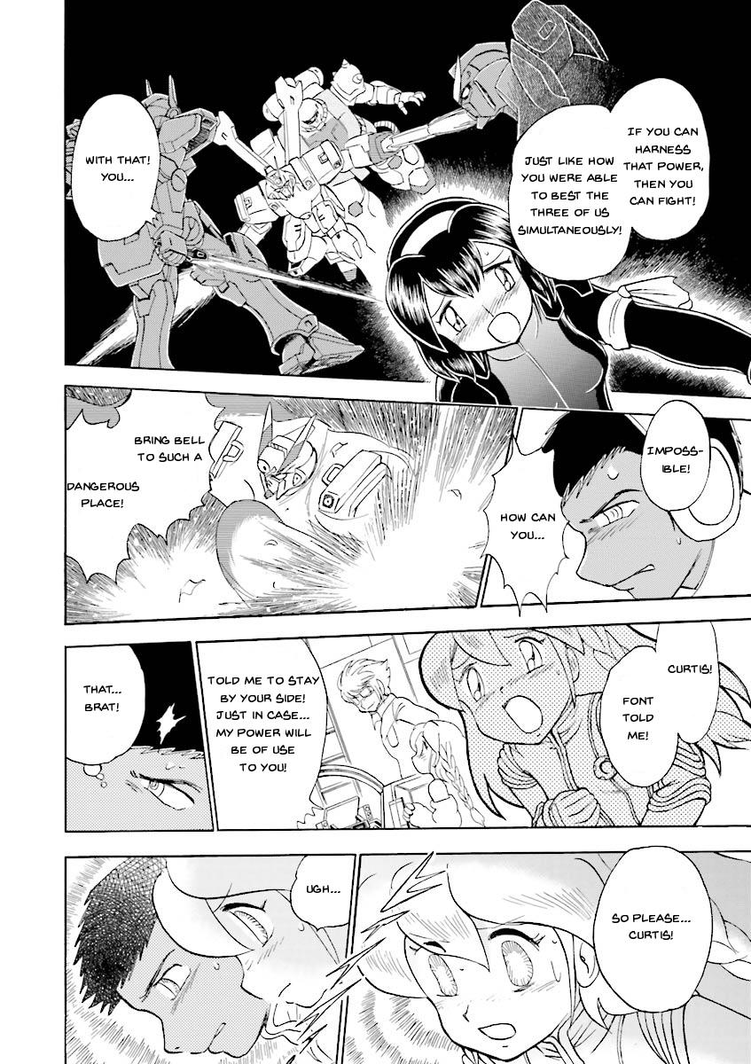 Kidou Senshi Crossbone Gundam Ghost Vol.5 Chapter 20: Beast In The Jungle page 26 - Mangakakalots.com