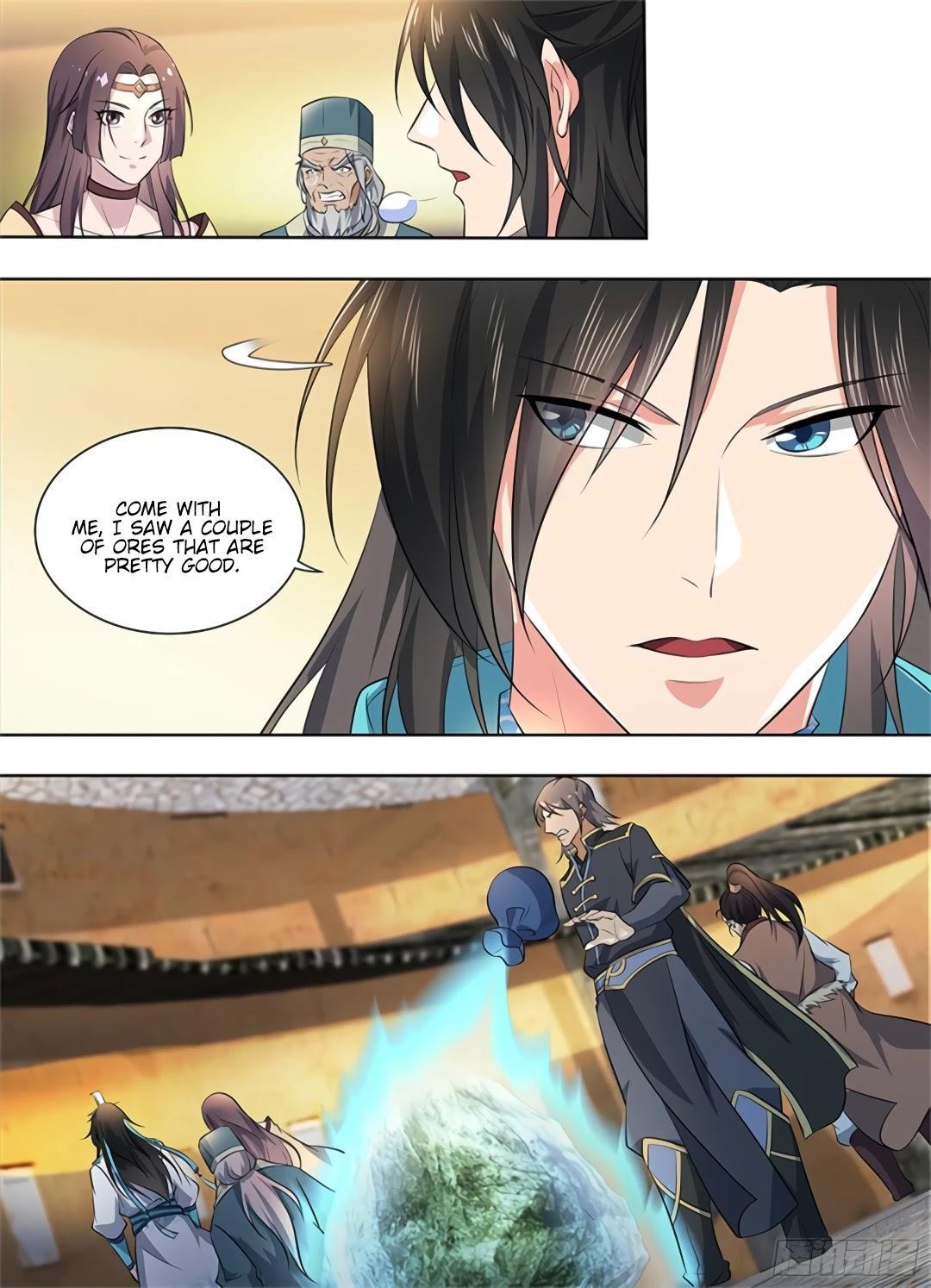 Yong Heng Zhi Zun Chapter 281 page 4 - Mangakakalots.com