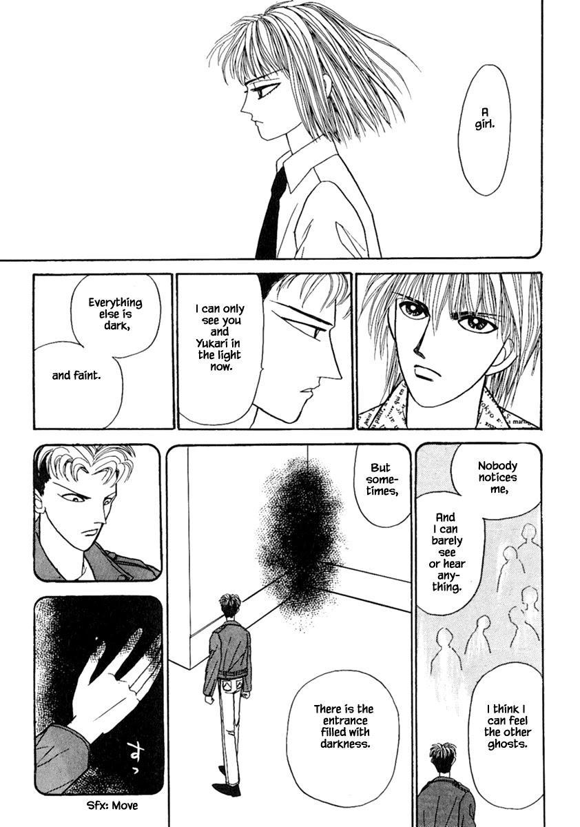 Shi To Kanojo To Boku Chapter 12.1 page 21 - Mangakakalots.com