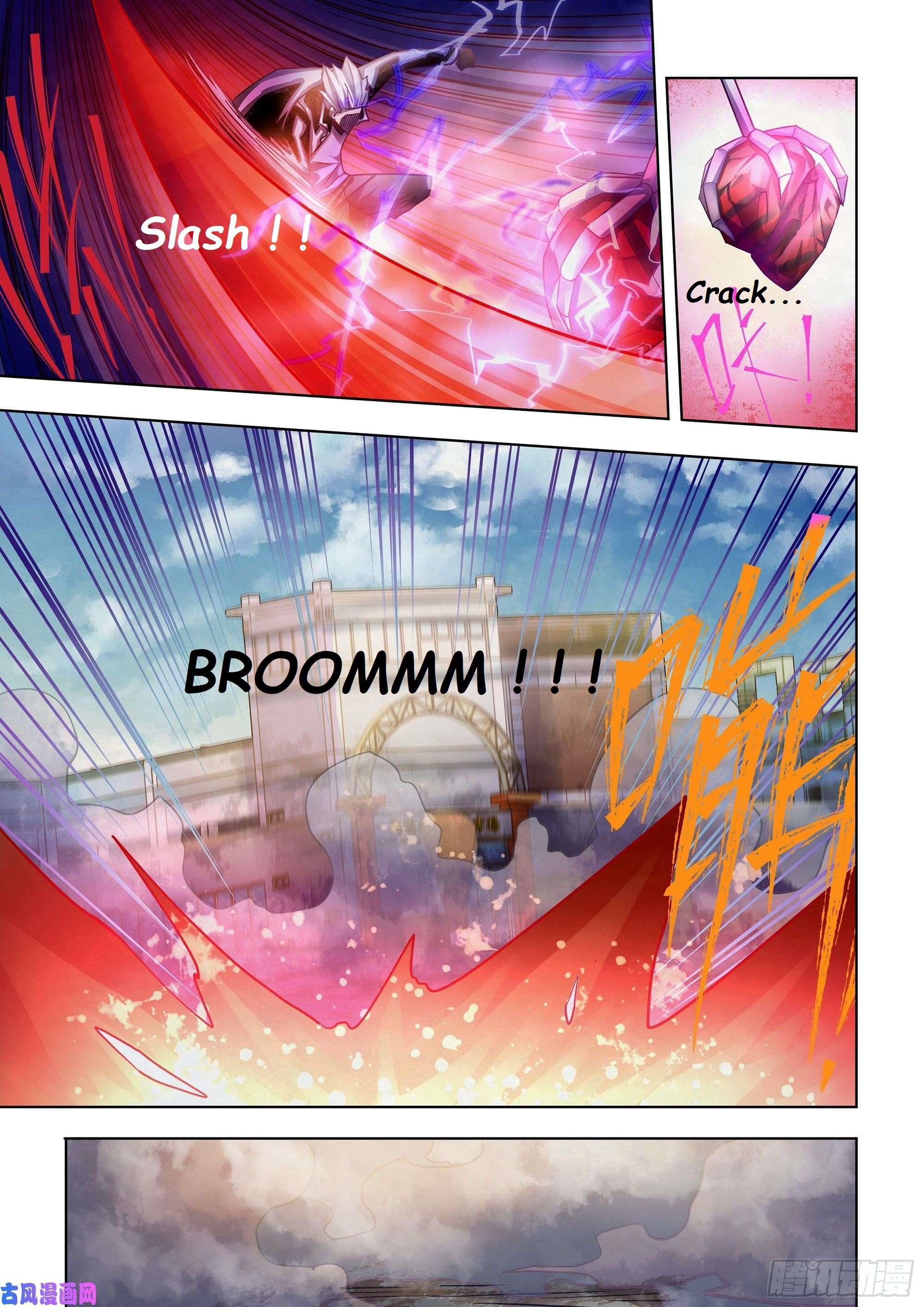 Moshi Fanren Chapter 374 page 13 - Mangakakalot