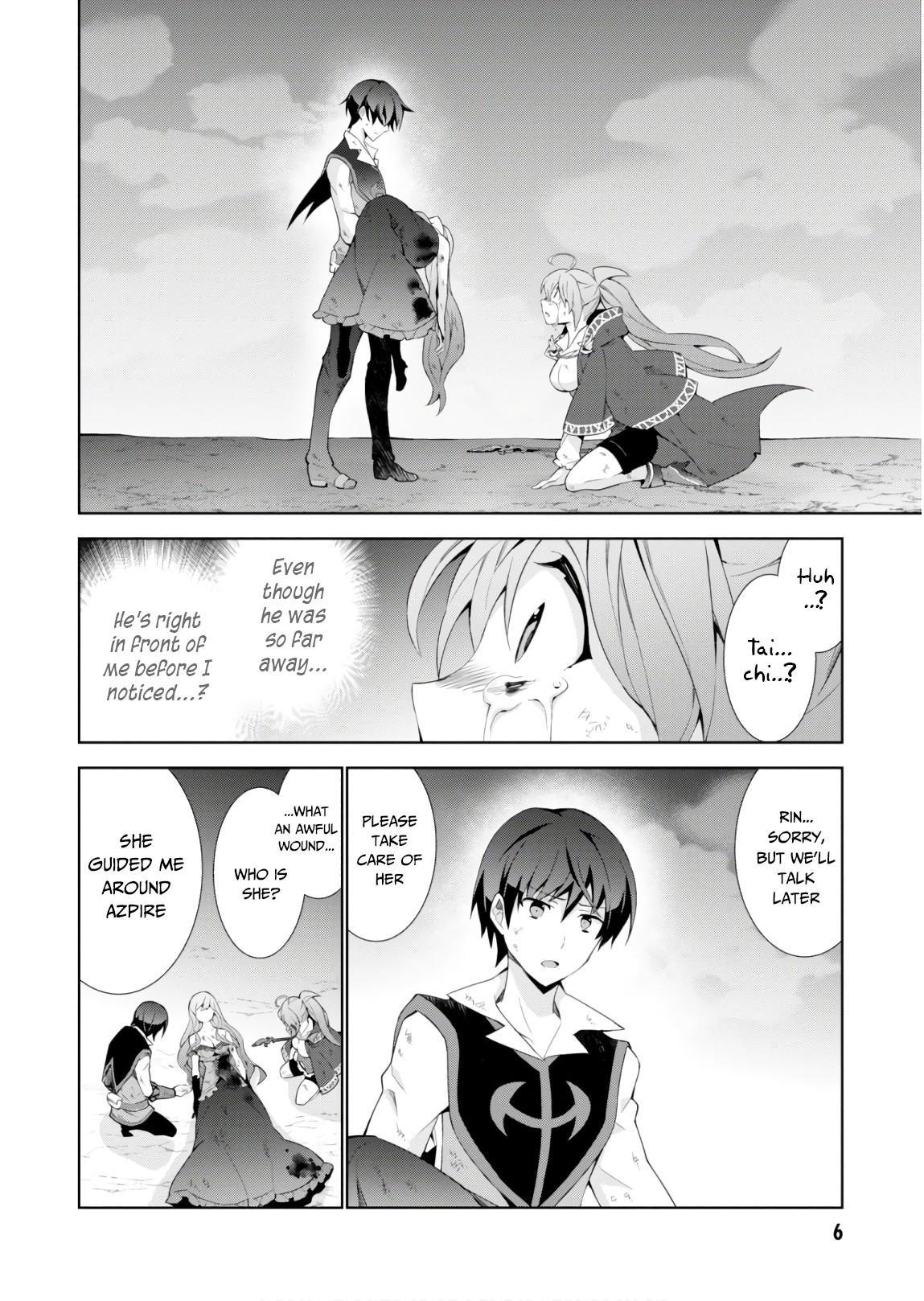 Isekai Cheat Magician Chapter 29 page 6 - Mangakakalots.com