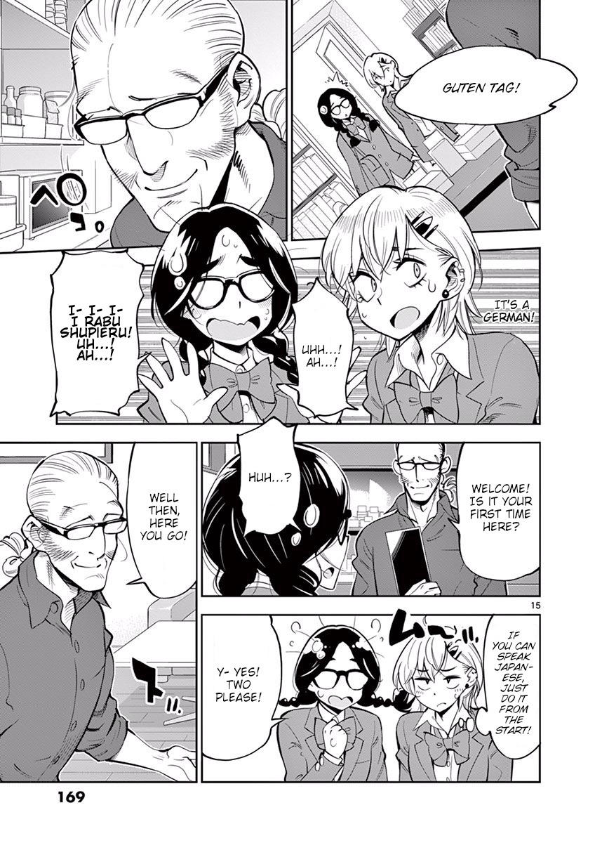 After School Dice Club Vol.8 Chapter 50: The Magic That Binds Us Together page 15 - Mangakakalots.com