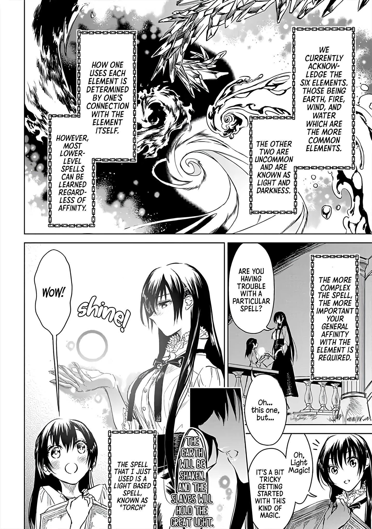 """Ryuu Kusari No Ori -Kokoro No Uchi No """"kokoro""""- Chapter 5 page 17 - Mangakakalots.com"""