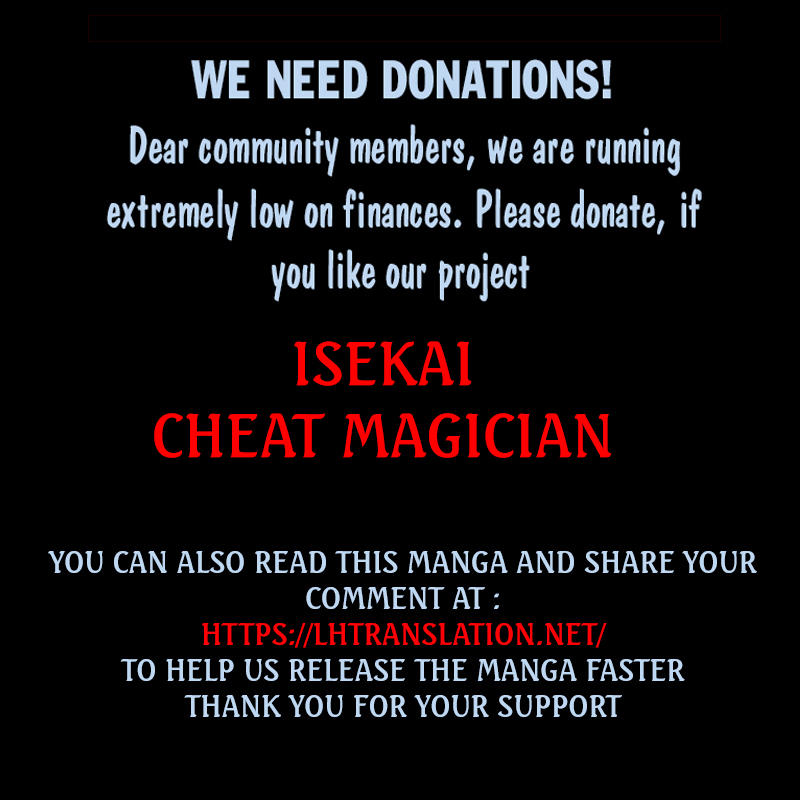 Isekai Cheat Magician Chapter 29 page 31 - Mangakakalots.com