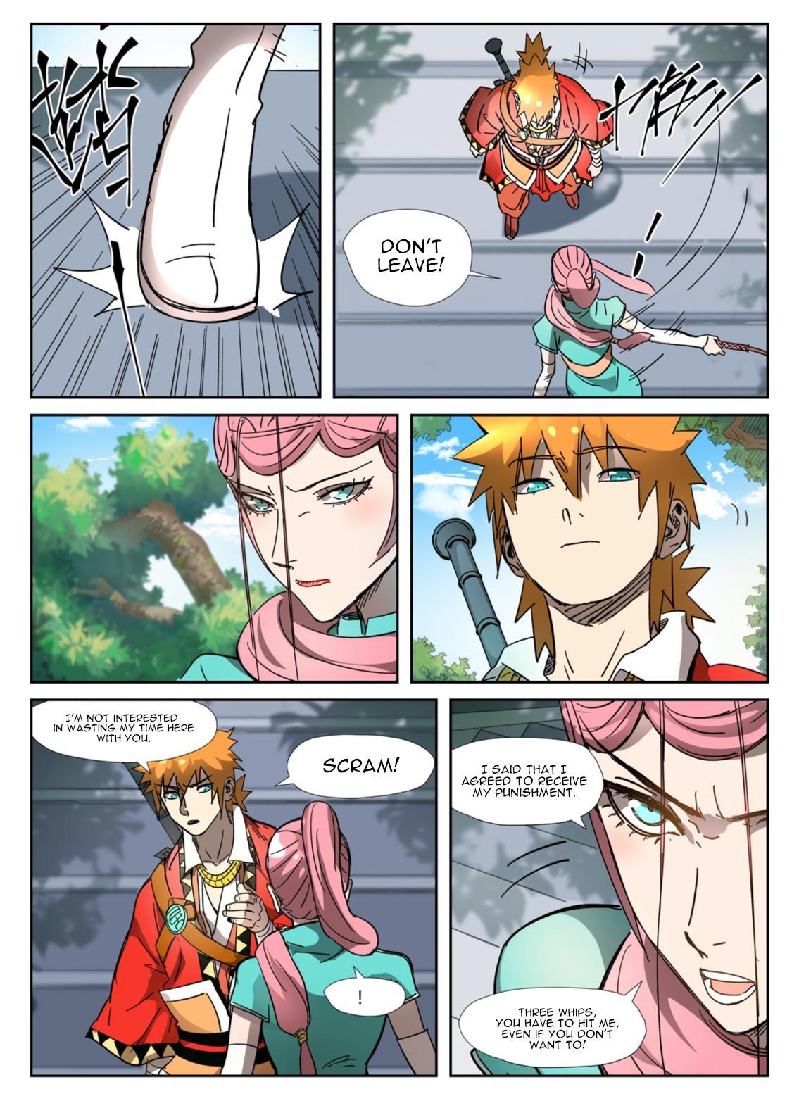 Tales Of Demons And Gods Chapter 316.5 page 4 - Mangakakalots.com