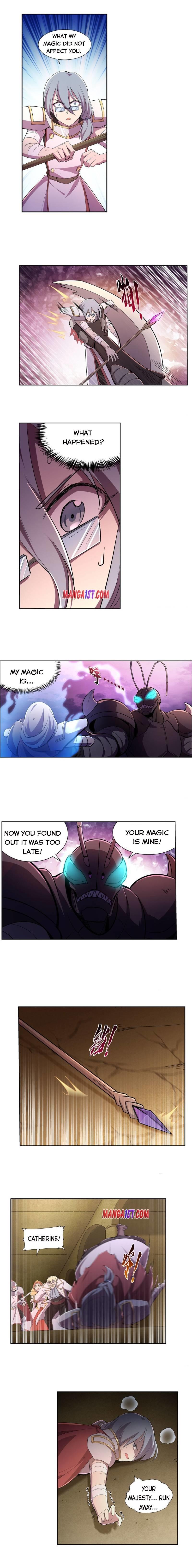 The Demon King Who Lost His Job Chapter 189 page 3 - Mangakakalots.com