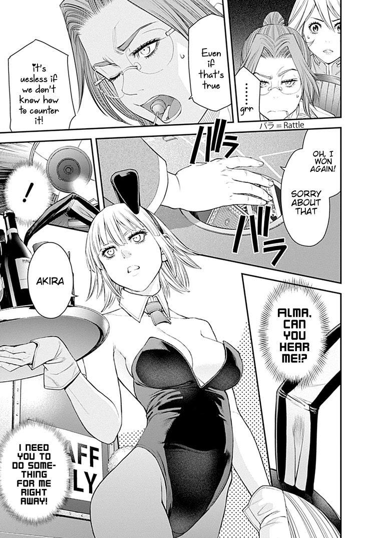 Ex-Arm Chapter 39: Bet On Me page 10 - Mangakakalots.com