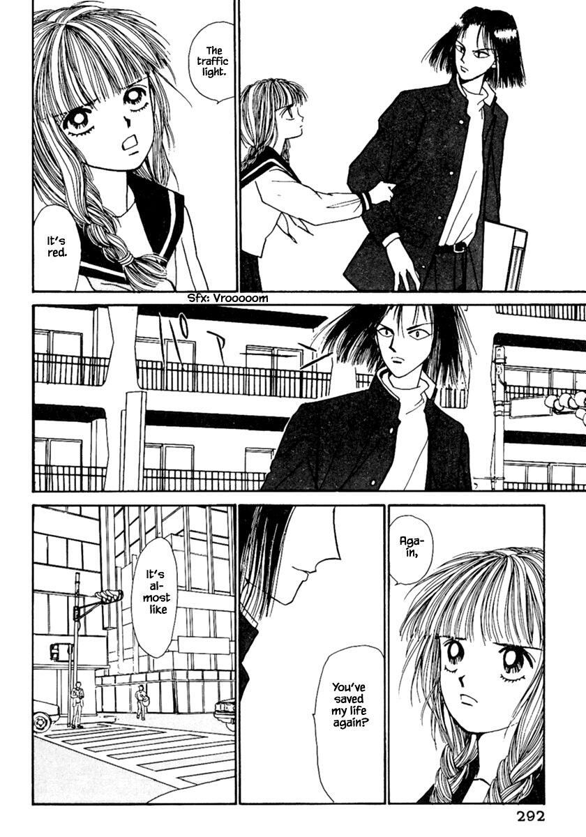 Shi To Kanojo To Boku Chapter 8.1 page 34 - Mangakakalots.com