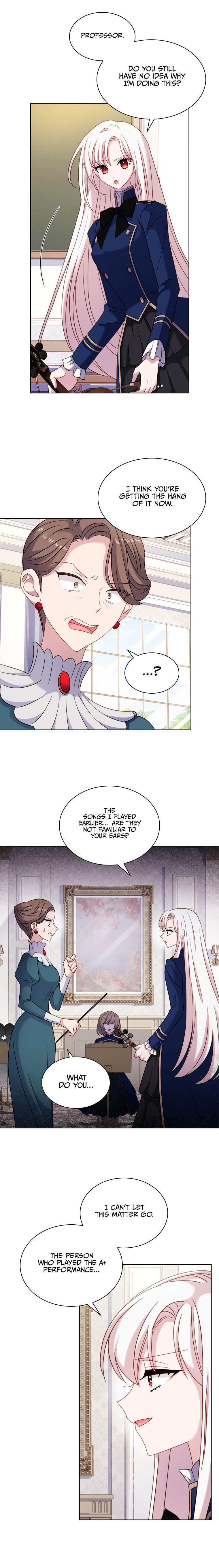 The Lady Wants To Rest (Promo) Chapter 39 page 10 - Mangakakalots.com