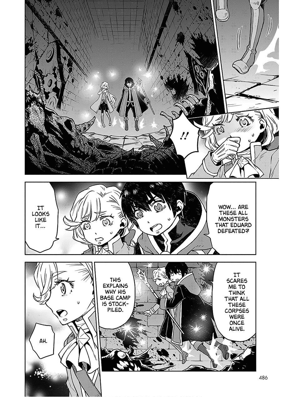 Deathbound Duke's Daughter And Seven Noblemen Chapter 5 page 24 - Mangakakalots.com