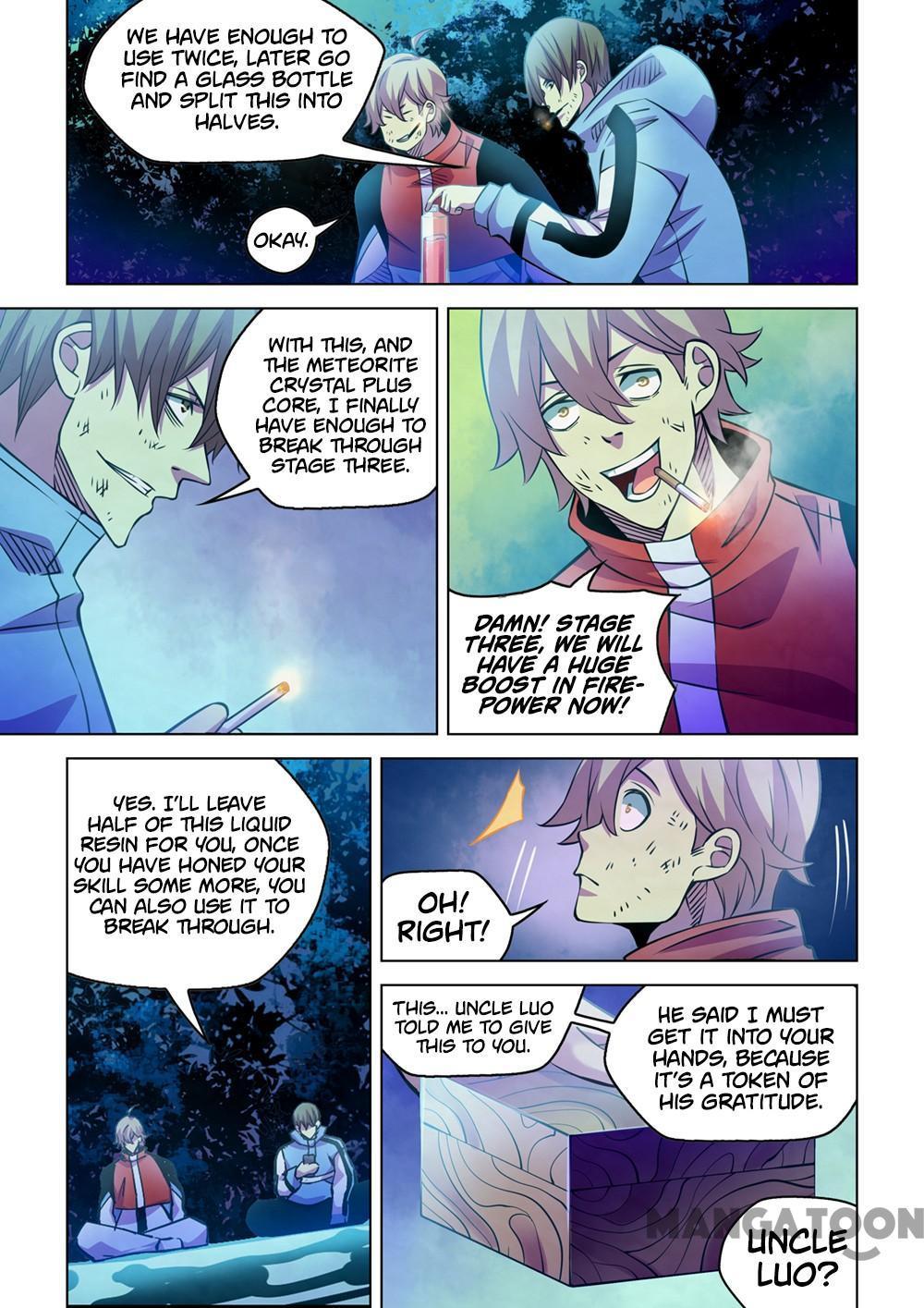 Moshi Fanren Chapter 245 page 10 - Mangakakalots.com