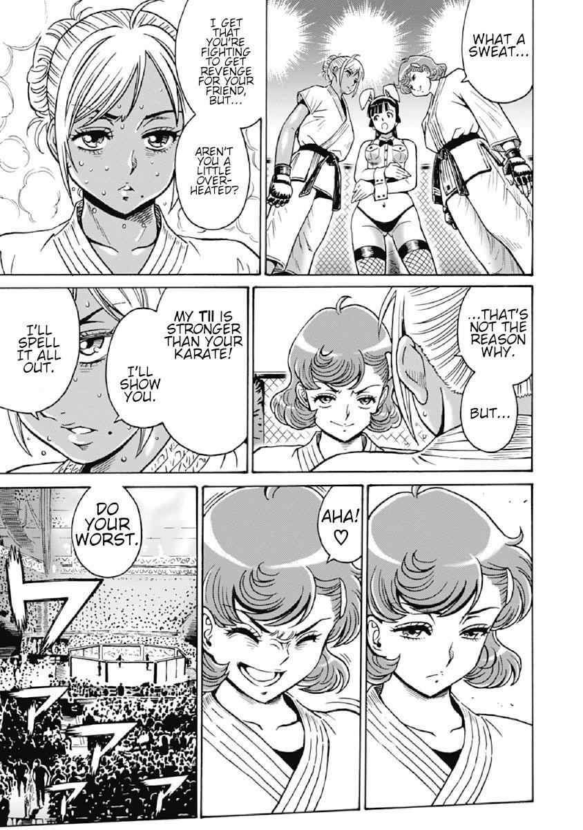 Hagure Idol Jigokuhen Vol.11 Chapter 75: Passionate Days page 3 - Mangakakalots.com