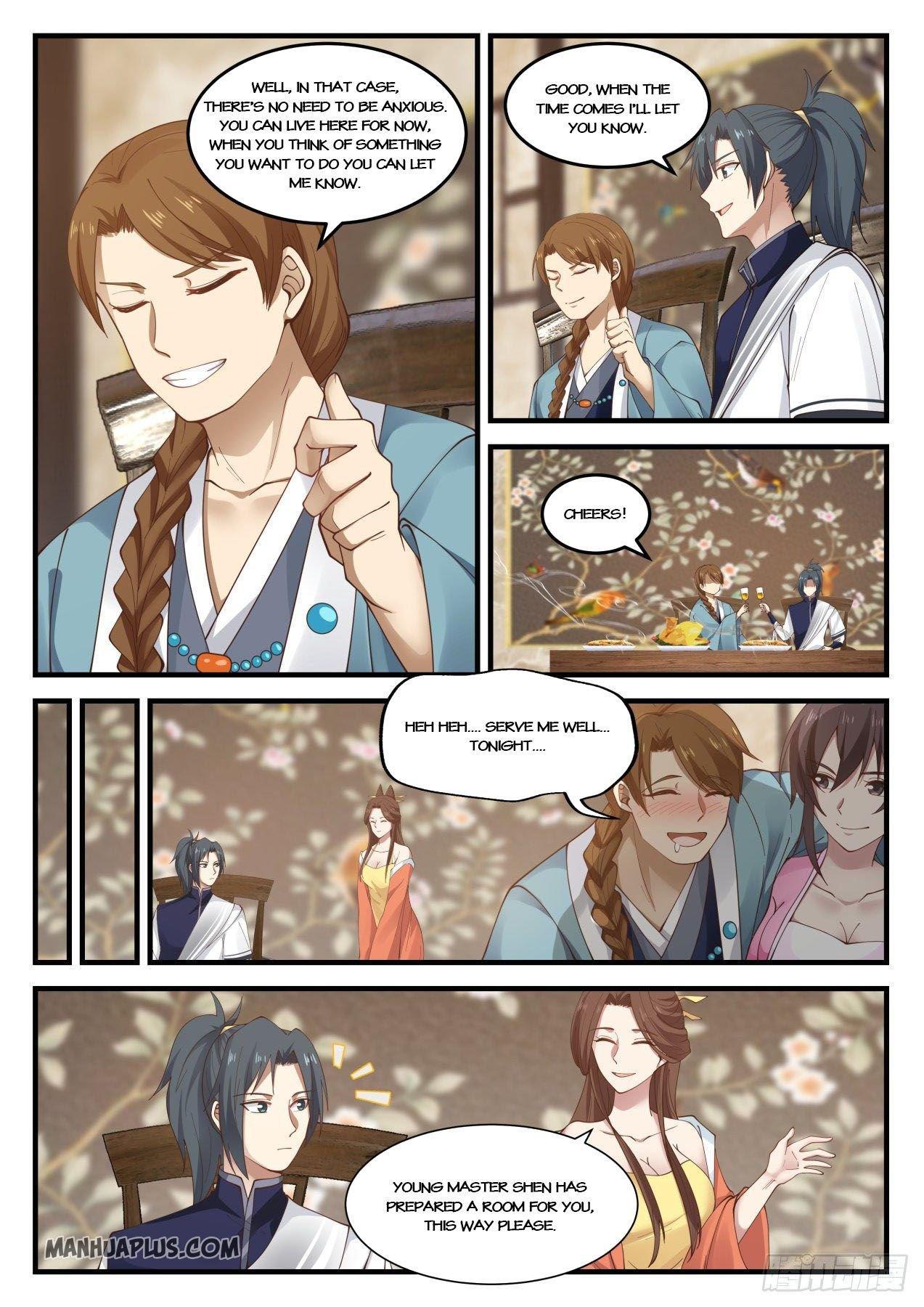 Martial Peak Chapter 904 page 7 - Mangakakalots.com