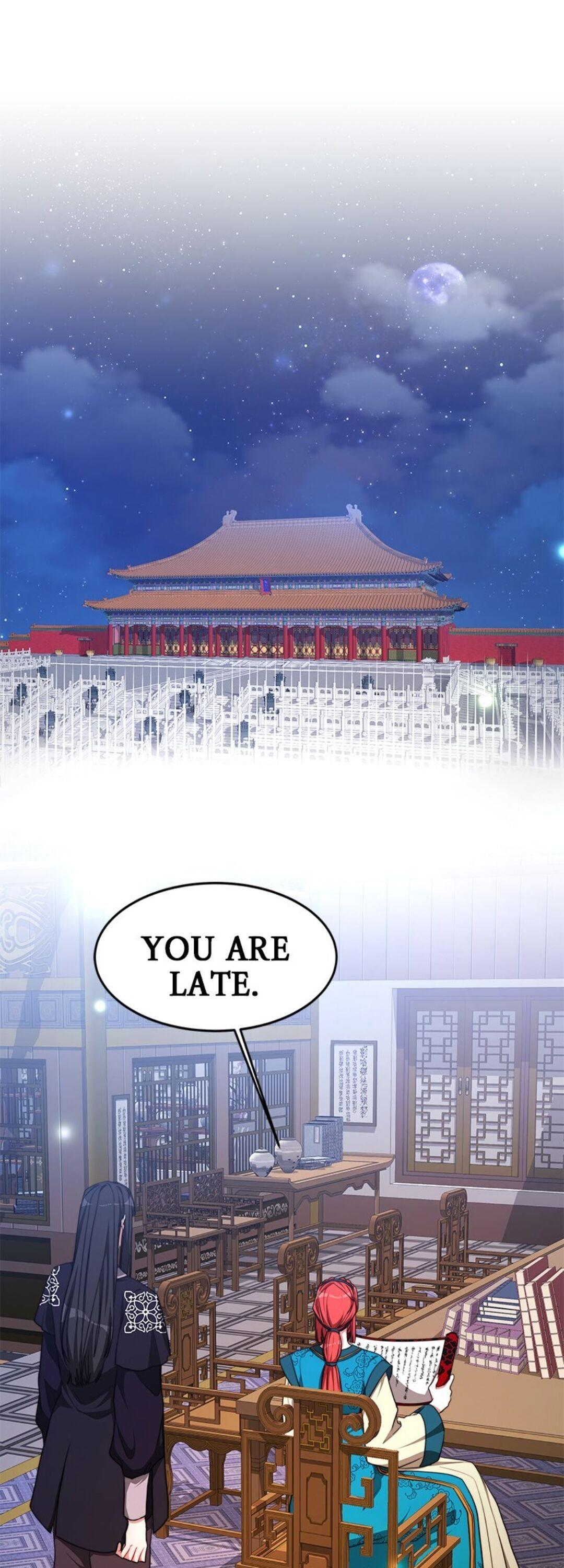 The Red Empress Chapter 26 : Tranquility page 32 - Mangakakalots.com