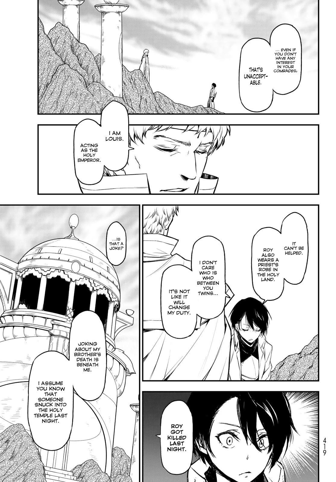 Tensei Shitara Slime Datta Ken Chapter 87: God's Right Hand page 9 - Mangakakalots.com