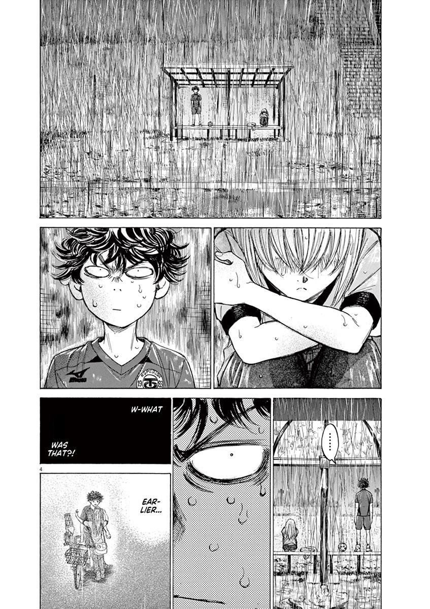 Ao Ashi Vol.12 Chapter 117: Rain page 5 - Mangakakalots.com
