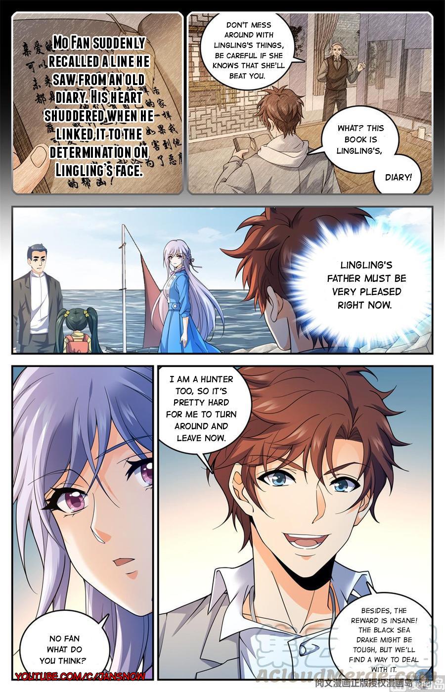 Versatile Mage Chapter 649 page 3 - Mangakakalots.com