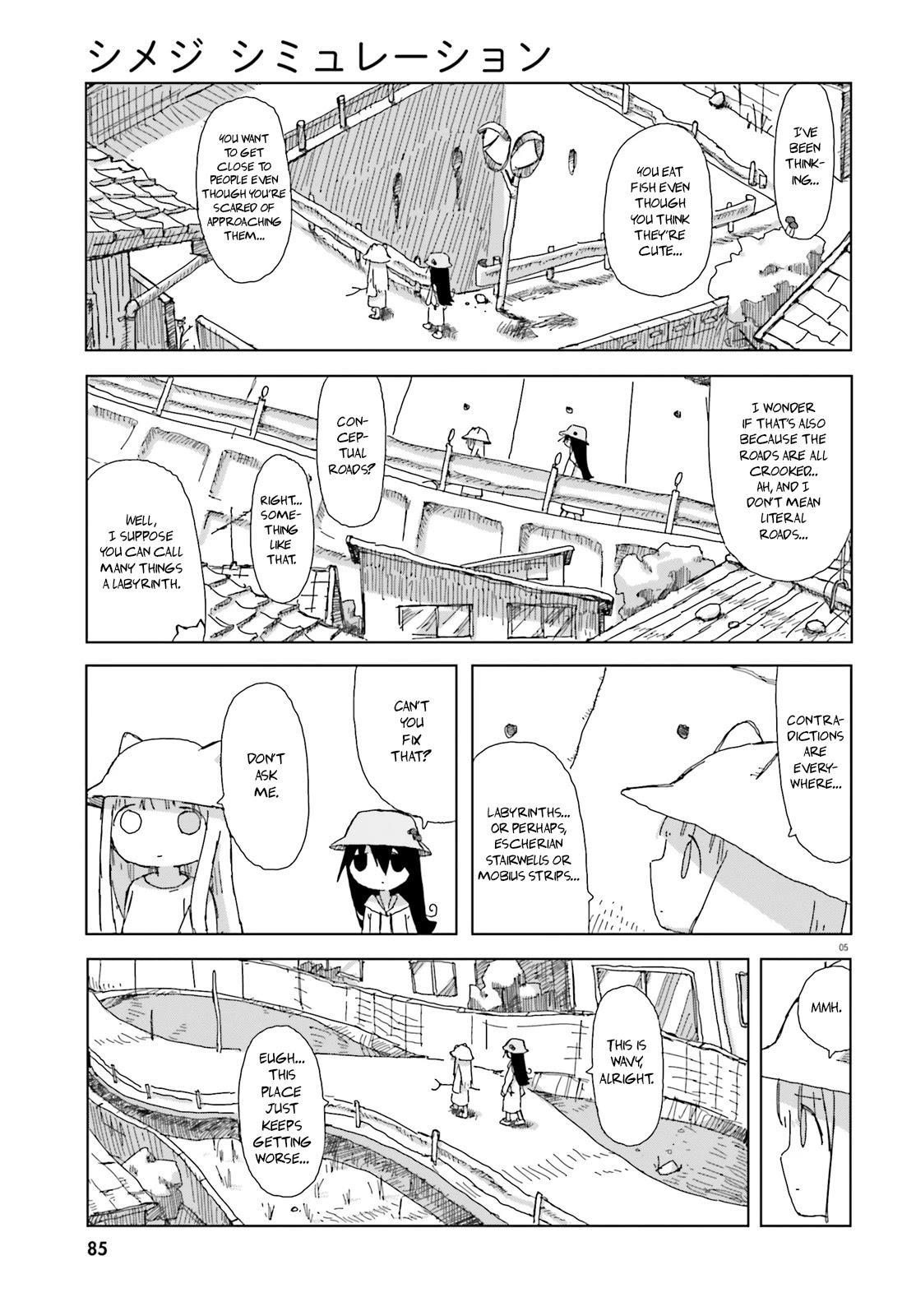 Shimeji Simulation Chapter 27 page 5 - Mangakakalots.com