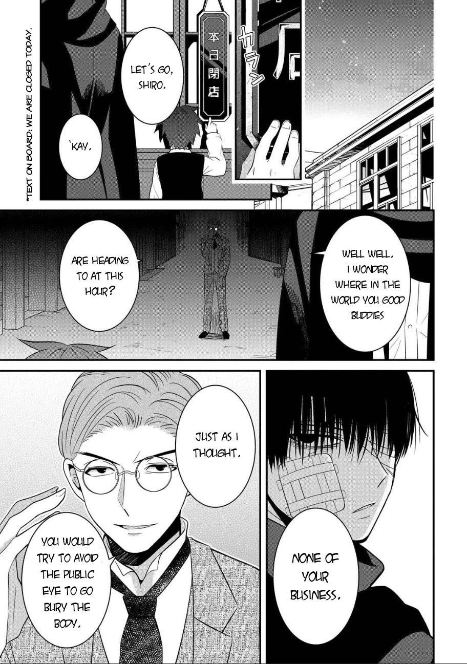 Mononobe Koshoten Kaikitan Chapter 5: Choice Of People page 14 - Mangakakalots.com
