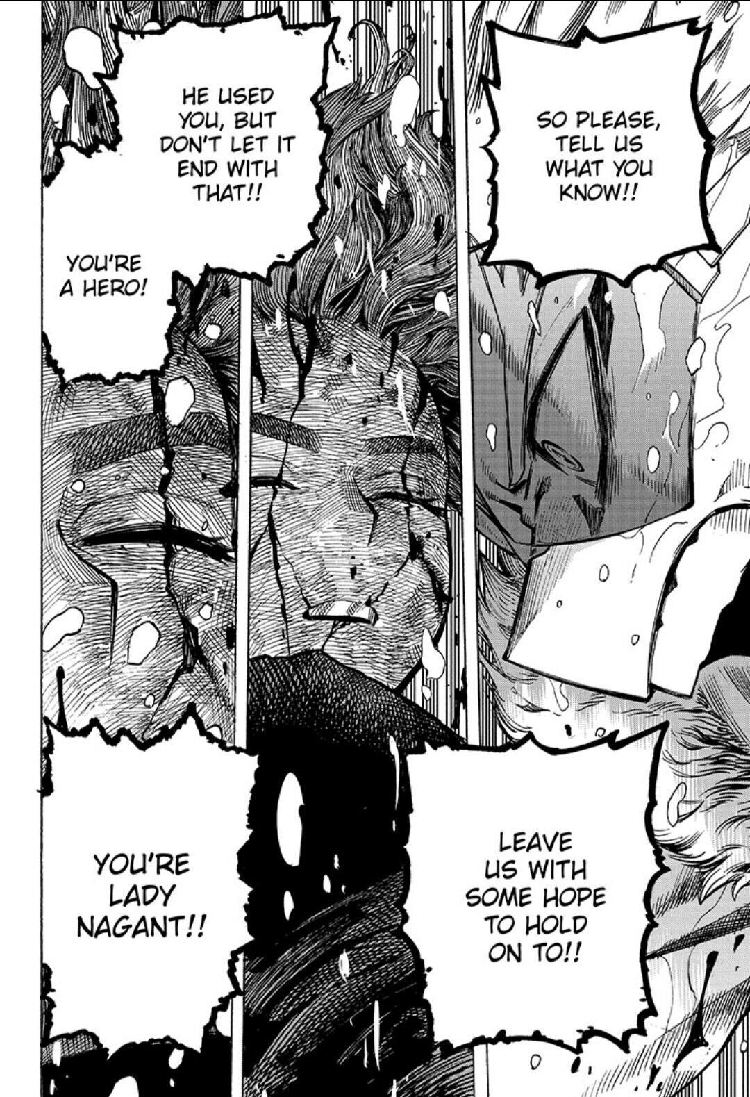 Boku No Hero Academia Chapter 316 page 4 - Mangakakalots.com